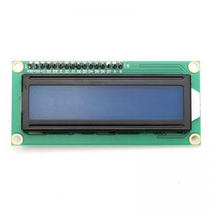 LCD1602 module