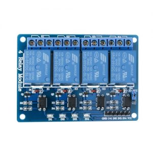 4 Channel DC 5 V Relay Module