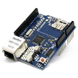 Ethernet Network Shield W5100