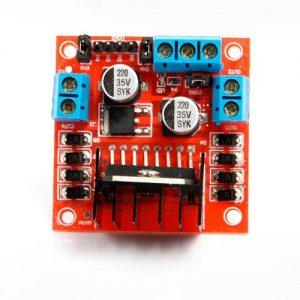 Motor Driver Controller Module