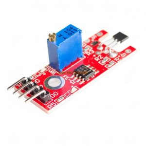 Linear Hall Sensor Module