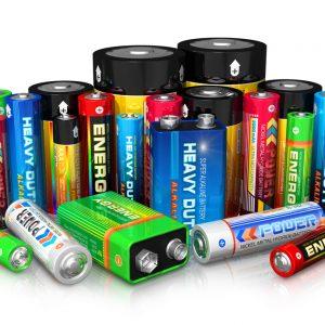 Batteries & Battery Cases